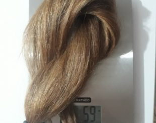 موی طبیعی از سر چیده شده