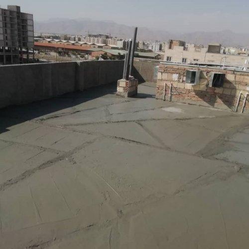 اجرای فوم بتن در کرج و تهران
