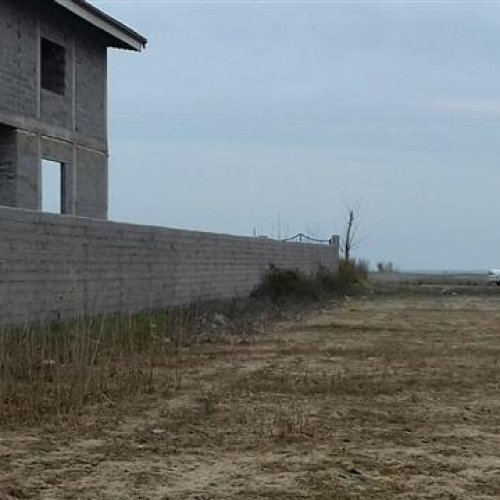 فروش تعداد محدود زمین ویلایی کنار ساحل زیبای چاف