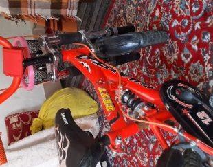 دوچرخه ۱۲ کمکدار  در حدنو