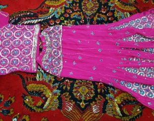 لباس هندی سایز۳۸/۳۹در حد نو