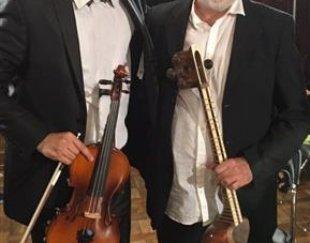 تدریس ویلن کلاسیک در بلوار فردوس غرب طبق متد روز آمریکا