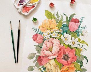 آموزش طراحی و نقاشی (رایگان /غیر حضوری)