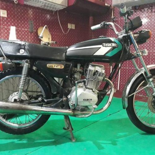 موتور۲۰۰پلاک ملی مدل ۹۳