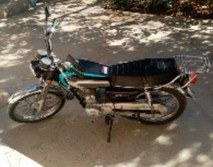 موتور سیکلت تکتاز