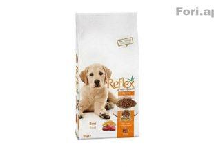 غذای خشک بسته بندی ۱۵ کیلوایی رفلکس پاپی
