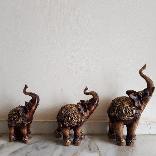 کاروان فیل پلی استر