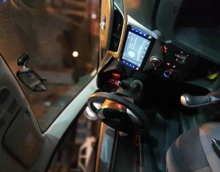 ضبط تصویری مانیتور خودرو