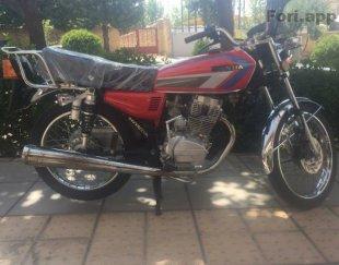 فروش موتور سیکلت ۱۳۹۵هوندا۱۵۰سی سی استارتی