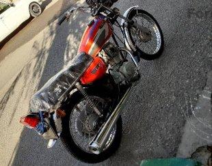 موتور ۱۲۵ سالم
