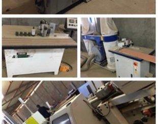 واگذاری کلیه خط تولید مصنوعات mdf و صنایع چوبی