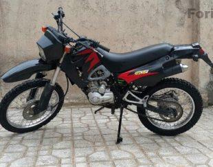 موتور سیکلت استارتی ۲۰۰ccپیشرو