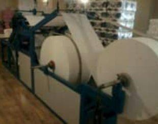 خرید و فروش ماشین آلات دستمال کاغذی