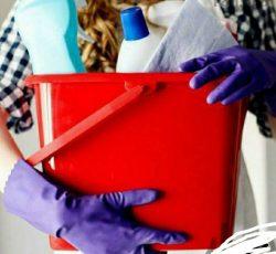 شرکت خدماتی نظافتی راد