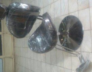صندلی ارایشگاه مدل صدفی جک دار درحد نو