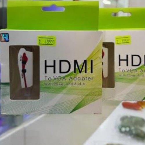 تبدیل تصویر VGA به HDMI