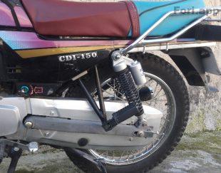 موتورسیکلت رهروcgl