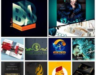 طراحی لوگو ،گرافیست،اینستاگرام،کابینت،کارت