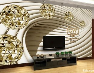 پوستر سه بعدی دیواری و سقفی