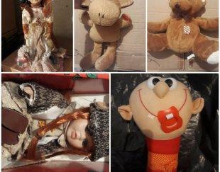 ۵ عدد عروسک سالم زیبا