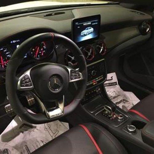 بنز CLA45 مدل ۲۰۱۷ صفر