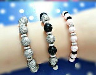 دستبند های شیک دخترانه با قیمتی مناسب