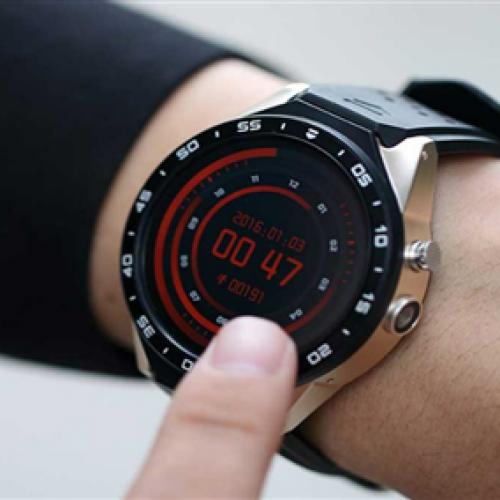 ساعت هوشمند دوربین دار