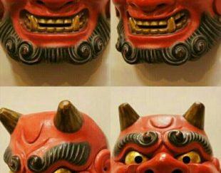 ماسک صورت ژاپنی