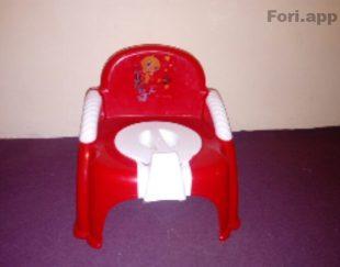 توالت فرهنگی کودک
