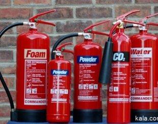 مرجع شارژ و فروش کپسول آتش نشانی