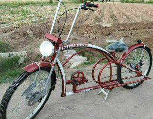 دوچرخه های کلاسیک ایتالیایی رویال بایک