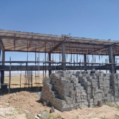 المتر بندی ساختمان با کمترین قیمت
