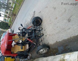 موتور چهار چرخ باگی