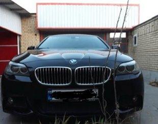 BMW  528i مدل ۲۰۱۳