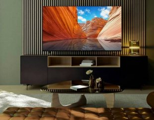 فروش تلوزیون LED هوشمند ۶۵ اینچ سونی با چک