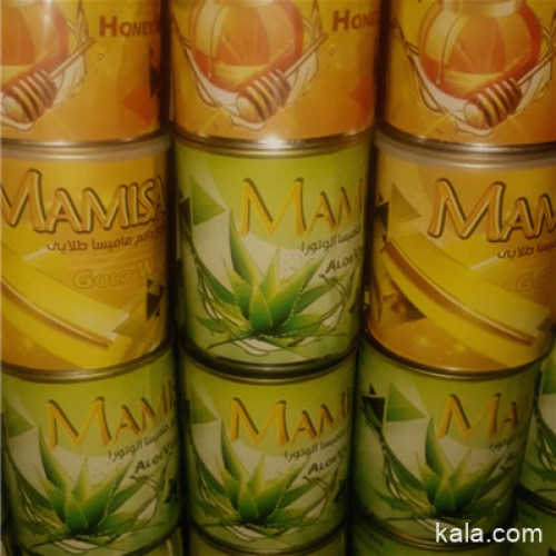فروش موم اپیلاسیون گرم گیاهی مامیسا و موم سطلی آیلین
