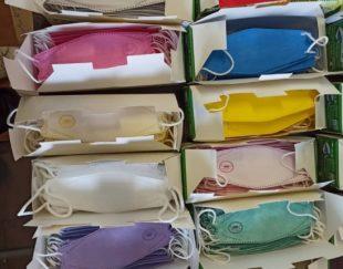 فروش انواع ماسک های سه بعدی و پرستاری وارداتی