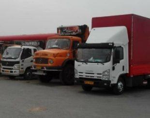 باربری فرهنگ باردارای کامیون های مسقف وروبازبابیمه