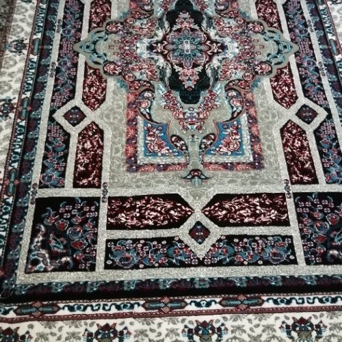 فرش های طرح جدید خاطره کاشان