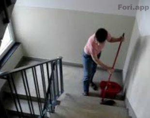 نظافت آپارتمان با ١۵ سال سابقه کار