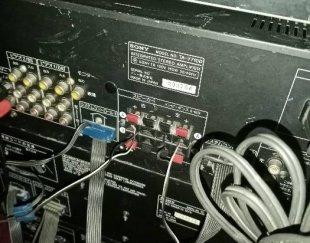 پخش خانگی سونی مدل V710