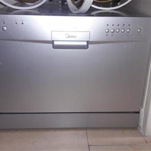 ماشین ظرفشویی مدیا در حد نو