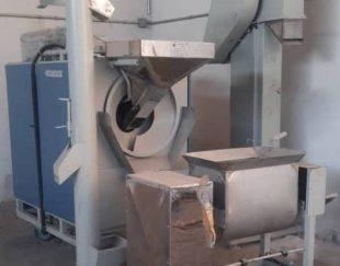 دستگاه اتومات طبخ انواع آجیل