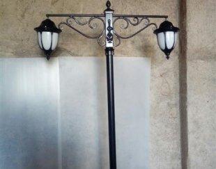 تولید روشنایی وپایه چراغ