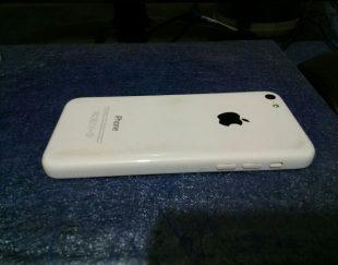 گوشی موبایل۵c IPHONE مدل A1532 و ۱۶GB روشن نمیشود.