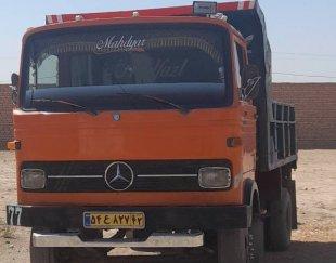 ماشین خاور برای حمل ونقل مصالح ساختمانی