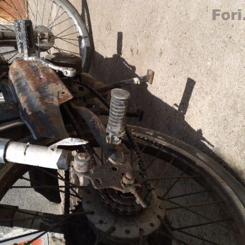 موتور گازی مارال