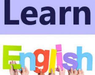 آموزش خصوصی زبان انگلیسی در مدت چهار ماه