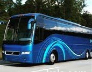 اتوبوس ،مینی بوس ، ون ،سواری دربست