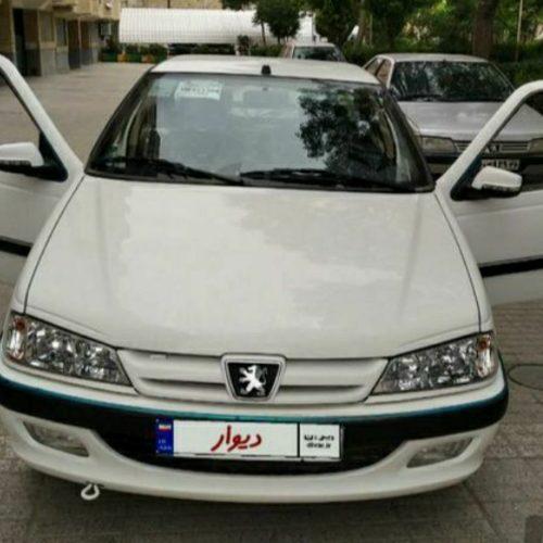 فروش خودرو پارس تویفال